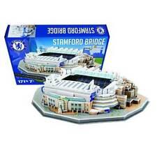 CHELSEA FC Stamford Bridge Stadium 3D Puzzle gift football memorabilia gifts