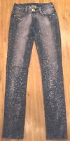 Bubblegum Flecked Spotted American Flavour USA Size 1 / 2   Blue Jeans