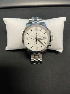 Tissot PRC 200 Swiss Chronograph Automatic Bracelet Watch T0554271101700 Pre-Own