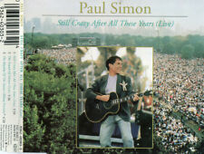Paul Simon - STILL CRAZY AFTER THESE YEARS (live) - CD Single © 1991