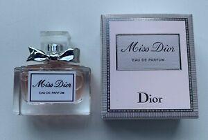 Dior MISS DIOR EAU DE PARFUM 5 ml 0.17 FL OZ MINIATURE VIP GIFT