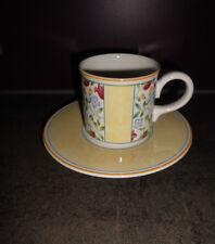 Villeroy & Boch Virginia 1 Kaffeetasse und Untertasse TOP