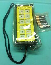 Telemotive 10K12Sm02Mt Dome Transmitter Hoist Control New Condition