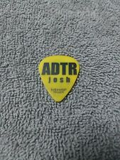 Guitar Pick Josh Woodard - A Day To Remember 2016 Tour Issue guitar Pick