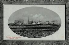 Chehalis,WA.State Training School,Picture Frame Border,Used,Flag Cancel,1911