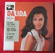 Dalida, itsy bitsy petit bikini, CD single 4 titres