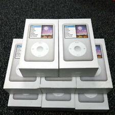 Latest Model Apple iPod Classic 7th Generation 160GB Black Silver MP3 - Sealed