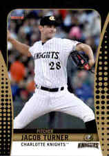 2016 Charlotte Knights Choice #27 Jacob Turner St Charles Missouri Baseball Card