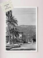 Designer art print home decor Black white photography vintage Hollywood