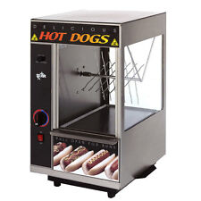 Star Manufacturing 175Sba, 48 Hot Dog Broiler, cUlus, Ul, Ce, Iso9001:2000