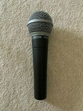 Shure SM58 Microphone - Wired (Used, Great Condition)