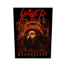 Slayer Repentless Backpatch - Jacket Back Patch Official Metal Rock Band