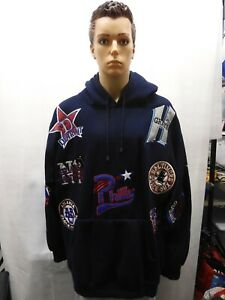 Negro Leagues Crossover Inc Hoodie Sweatshirt 3XL