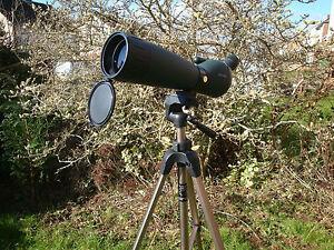 Catalejo Con Remolque trípodes s y L Nuevo luyi 25-115x80 Zoom Telescopio