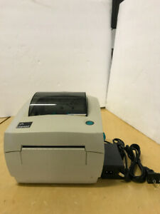 Zebra DA402 Direct Thermal Printer 4 Label Serial Parallel 203DPI D402-151-00000