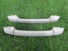 BMW 3 Series E46 Rear Right Left Roof Handle Grab Assist Grey 8231326 (PAIR)
