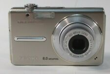 Olympus FE FE-280 Digital Camera 8.0MP 2.5