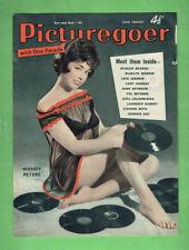 #T68.   PICTUREGOER MAGAZINE- 7th MARCH 1959, MARILYN MONROE