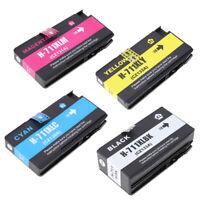 Sostituzione delle cartucce di inchiostro a 4 colori per Designjet T520