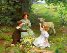 Elsley Arthur The Joy Of Spring Print 11 x 14  #5142