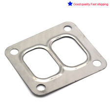 10PCS Stainless Steel  For T04 turbo inlet T4 Turbo Turbine inlet divided gasket