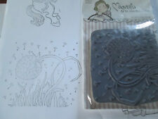 Magnolia DANDELION - FAIRY TALE COLLECTION Rubber Stamp Brand New in Packaging