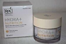 HYDRA + NUTRITION 24 HORAS DE ROC bálsamo ultra-nutritivo 50 ml-nuevo sin uso