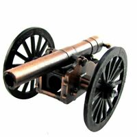 Civil War Field Cannon Die Cast Miniature Replica Pencil Sharpener Collectible