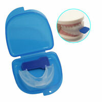 Eliminates Stop Snoring Mouthpiece Anti Snore Apnea Aid Sleep Bruxism MouthGuard