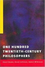 One Hundred Twentieth-Century Philosophers-ExLibrary