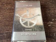 CARCASS - Heatwork CASSETTE / Philippines / Thrash / Death Metal
