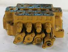 New 7120-D35D Husco Hydraulic 4-Spool Valve