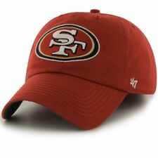 San Francisco 49ers '47 Brand Franchise L Large Relaxed Fitted Cap Hat