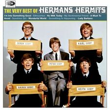 HERMAN'S HERMITS: THE VERY BEST OF 2x CD GREATEST HITS / NEW