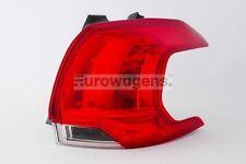Peugeot 2008 13-16 Rear Tail Light Lamp Right Driver Off Side O/S OEM Valeo