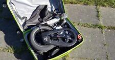 Kwiggle - WORLD's SMALLEST foldable bike - bici pieghevole - WARRANTY+access.