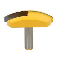 Hartmetall Zapfenschneider horizontale Krone Fräser 1/2 Zoll Schaft Holz