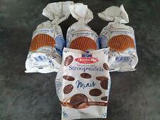 Daelmans 24 Stroopwafels 3 x 250g + free choc Waffles Biscuits HOLLAND FREEPOST