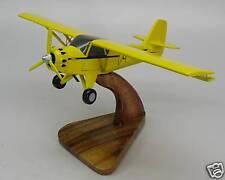 Kitfox Denney Airplane Desktop Wood Model Big New