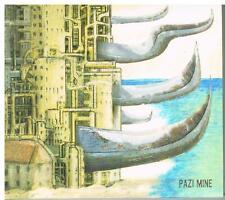 PAZI MINE - OMONIMO - (psych-heavy-rock) -  SUPER FAKE - 2010 - CD