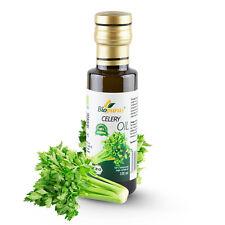 Certified Organic Cold Pressed Celery Seed Oil 100ml Biopurus