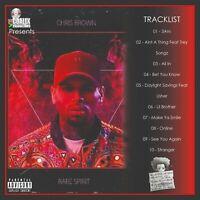 Chris Brown  - Rare Spirit-2020-MIXFIEND