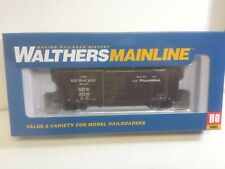 Milwaukee Road Railroad 40' Ps1 Sd Box 35046 Walthers 910-1403 Rtr Ho Scale