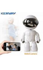 1080p Robot Ip Security Camera Wifi Wireless 360 Smart Home Surveillance