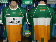 Uibh Fhaili Offaly GAA O'Neills Home Jersey Shirt Trikot Hurling Gaelic Eire