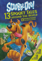 SCOOBY-DOO - 13 SPOOKY TALES AROUND THE WORLDS (BILINGUAL) (DVD)
