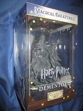 HARRY POTTER Magical Creatures #7 DEMENTOR Statue/Figure Noble Collection MOVIE