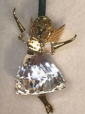 Swarovski 1996 Christmas Memories Angel Ornament