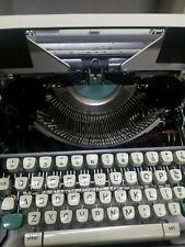 Olympic Typewriter German Made Good Working Condition 1950s