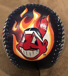 cleveland indians fotoball baseball
